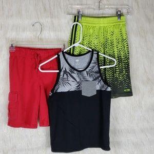 Shorts and Tank Bundle